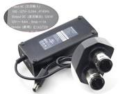 MICROSOFT 12V 9.6A 120W Replacement Laptop Adapter, Laptop AC Power Supply Plug Size 2holesmm