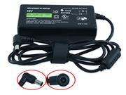 SONY 16V 3.75A 60W Replacement Laptop Adapter, Laptop AC Power Supply Plug Size 6.5 x 4.4mm