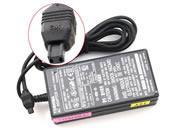 TOSHIBA 15V 3A 45W Replacement Laptop Adapter, Laptop AC Power Supply Plug Size 2holesmm